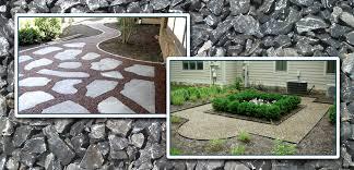 cell tek geosynthetics gravel lok porous stone paving