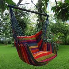 hanging hammocks patio accessories flora decor
