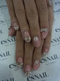 wedding bridal nail design and art cute wedding nails with