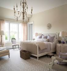 Hampton Chandelier Suzanne Kasler For A Traditional Bedroom With A Chandelier And