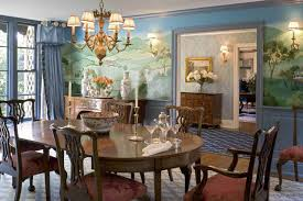pictures of formal dining rooms formal dining room with murals traditional dining room