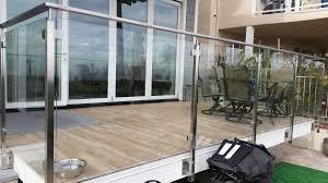 glass railings orange county local glass u0026 screen irvine ca