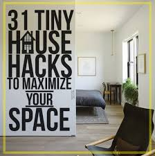Chairs For Small Living Room Spaces by 31 Tiny House Hacks To Maximize Your Space
