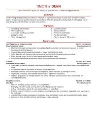 Sample Resume For Retail Job by Impactful Professional Retail Resume Examples U0026 Resources