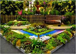 Ideas Garden Great Idea For A Tiny But Cozzy Area Best Small Garden Design