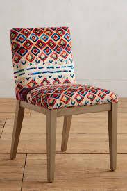 medina diamond printed emrys chair anthropologie
