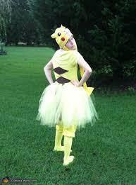 Pikachu Costume Diy Pikachu Costume