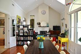 bookshelf room divider basement contemporary with aurelio vazquez