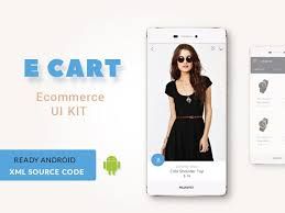 huawei designs app ecommerce ui kit app template checkout ui kit and