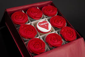 personalised chocolate cupcakes valentines day gifts personalised chocolate cupcakes valentines day gifts