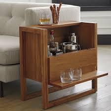 cb2 kitchen island elixir mini bar bar minis and bar tables