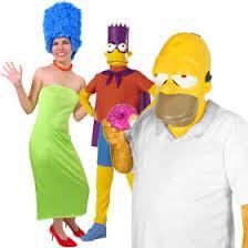 Simpson Halloween Costumes Simpsons Costumes Fox Cartoon Costumes Brandsonsale