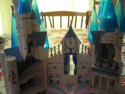 1996 trendmaster polly pocket disney cinderella light castle