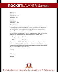 demand letter template for owed money claim your money rocket