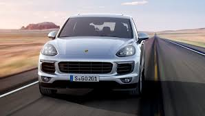 4 1s 2015 Porsche Cayenne Turbo Leads Refreshed Lineup In Usa From