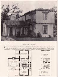 revival home plans encino house plan eclectic monterey revival style