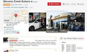 lexus stevens creek repair dealership tweaks yelp online strategy