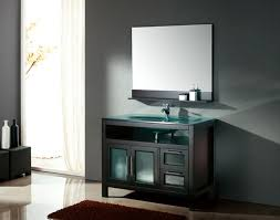 Espresso Vanity Bathroom 48