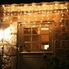 outdoor icicle christmas lights christmas lights decoration