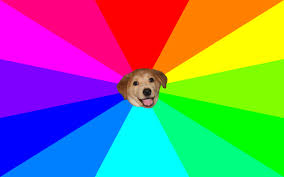Rainbow Meme - download dogs meme wallpaper 1440x900 wallpoper 279421