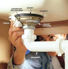 Slow Draining Kitchen Sink by Installing A Kitchen Sink Drain U2013 Songwriting Co