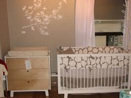 Modern Nursery Curtains Nursery Oeuf Sparrow Crib To Make The Life Of Modern Parents