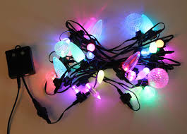 led and fiber optic lighting by wiedamark minleon rgb string lights