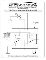 double pole relay wiring diagram double pole double throw diagram