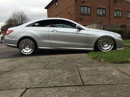 bagged mercedes s class e class coupe air ride camber issues mbworld org forums