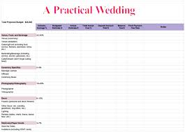 wedding planner prices how to create a for you wedding budget a practical