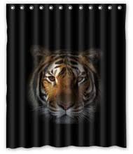 Leopard Curtains Popular Leopard Shower Curtain Buy Cheap Leopard Shower Curtain