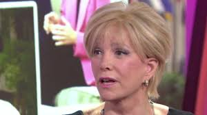 joan london haircut joan lunden s public battle with breast cancer today youtube