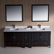 bathroom sink black double sink vanity 60 double sink vanity