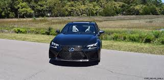 black lexus 2016 lexus gs f caviar black 58