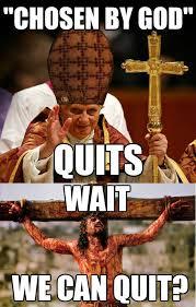 Jesus Good Friday Meme - bad luck jesus rantings of a new yorker