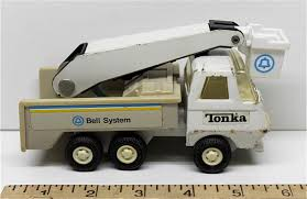 Vintage Toy Tonka Fire Truck Ladder Pressed Steel 55010 Ebay