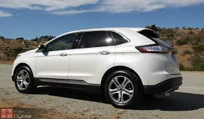 2015 ford edge exterior front 002 the truth about cars