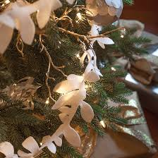 easy paper garland for christmas