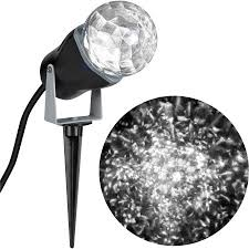 gemmy lightshow lights projection kaleidoscope lights