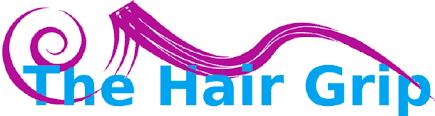 the hair grip hair grip