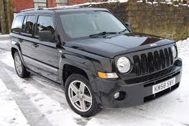 jeep patriot 2016 black used jeep patriot cars for sale motors co uk