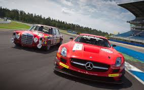 blast from the past mercedes benz sls amg gt3 wearing historic