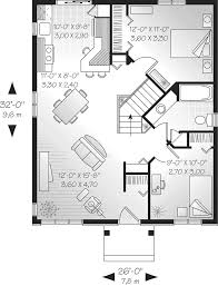 barnstable narrow lot home plan 032d 0107 house plans and more
