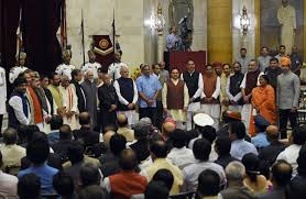 Portfolio Of Cabinet Ministers Of India The 65 Names Of The Modi Cabinet And Who Is In Charge Of What