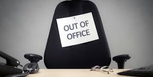 je serai absente du bureau 30 messages d absence originaux pour vos congés mode s d emploi