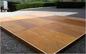 noleggio pedane noleggio pedana in legno 6x4 2 a