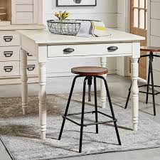 Magnolia Home Furniture Taper Turned Gathering Table By Magnolia Home By Joanna Gaines