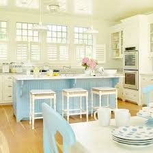 cottage kitchen with kitchen island u0026 flat panel cabinets zillow