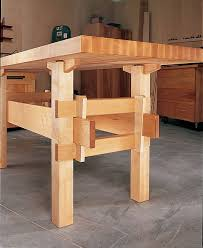 Woodworking Bench Plans Simple by Best 25 Workbench Top Ideas On Pinterest Wood Work Bench Ideas