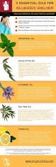 5 essential oils for allergy relief organic aromas